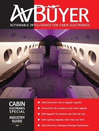 AvBuyer Cabin Electronics Special Edition