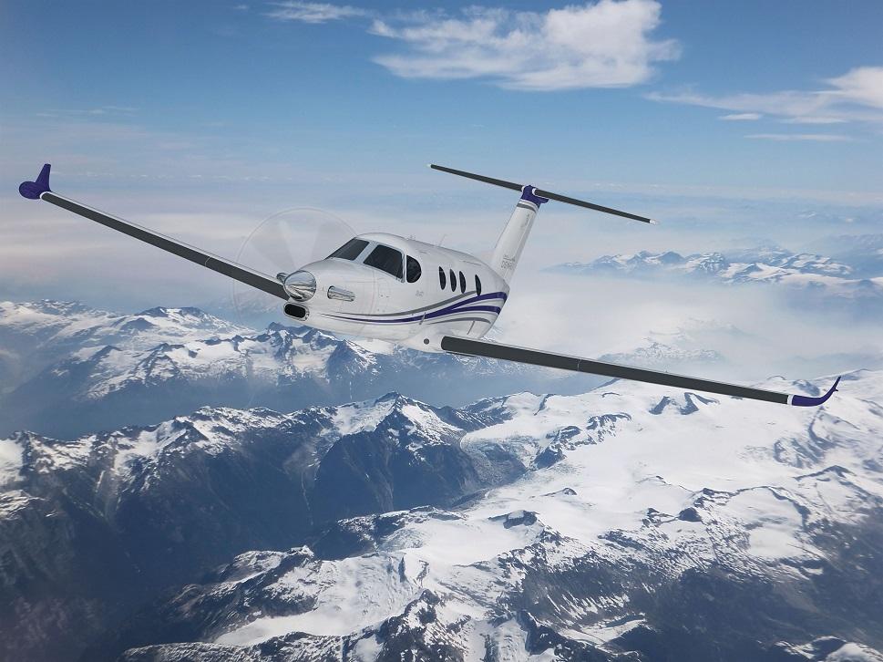 Cessna Denali single engine turboprop