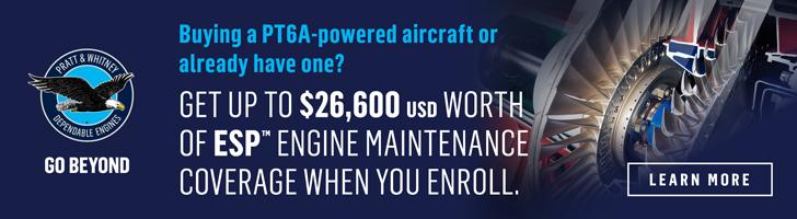 PWC ESP Engine Maintenance Large Banner