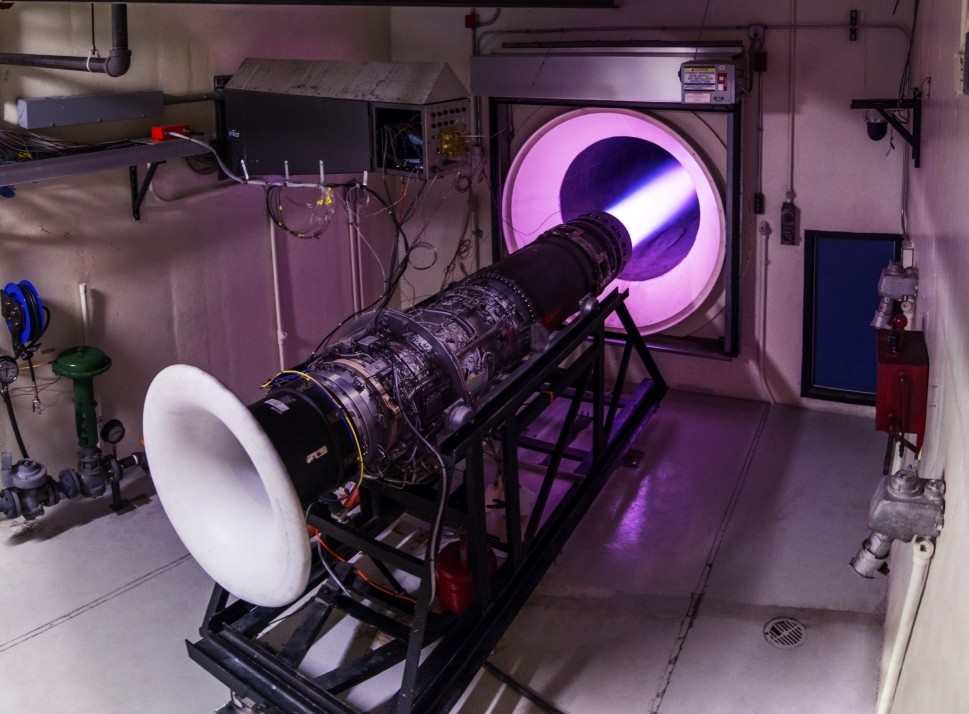 XB-1 engine ground-testing for sustainable aviation fuel performance