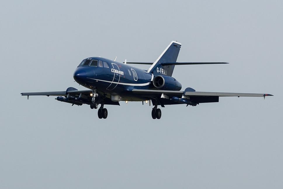 Dassault Falcon 20-5 private jet