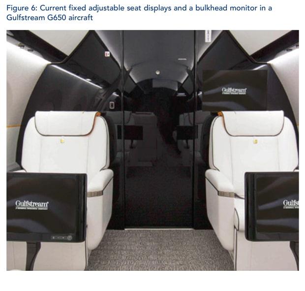 Adjustable Cabin display