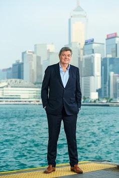 David Dixon, president of leading aircraft sales specialist Jetcraft Asia.
