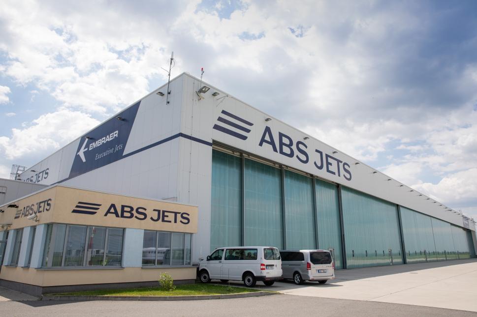 ABS Jets headquarters based in Prague, Czech Republic