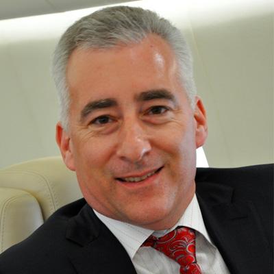 Paul Cardarelli, JETNET Vice President of Sales