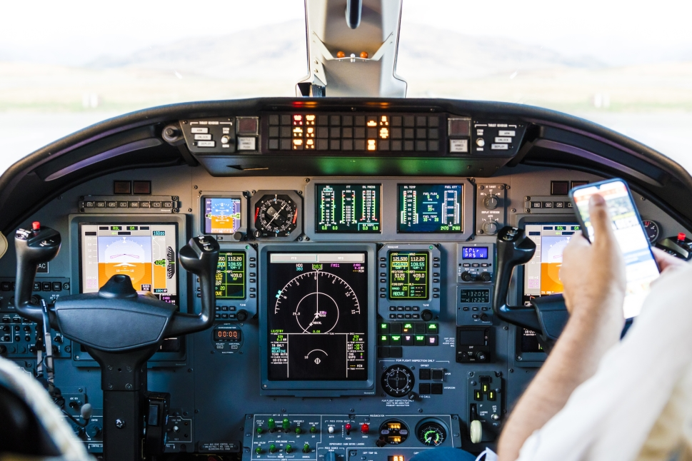 Private jet pilots have a role to play in maintenance prevention