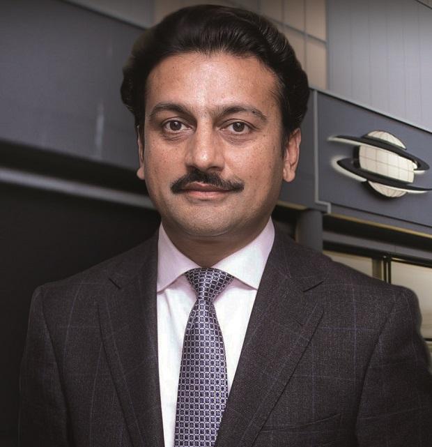 Hardy Sohanpal, Global Jet
