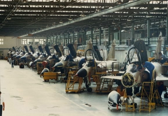 Dassaults in production