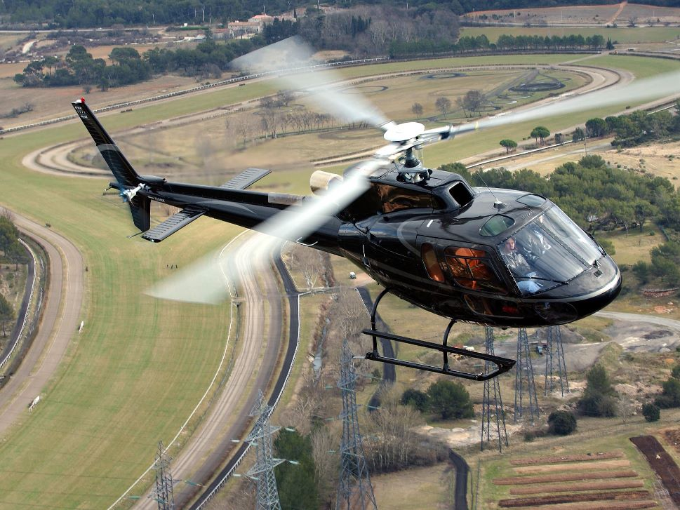 Airbus H125 Corporate Helicopter
