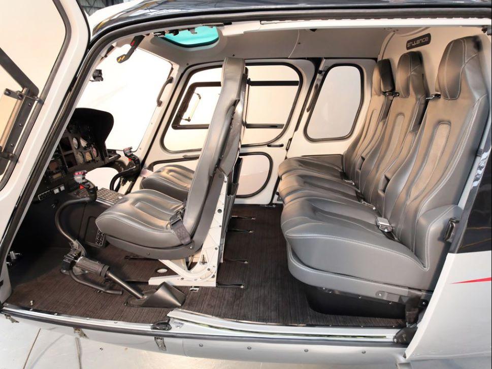 Airbus H125 Cabin Configuration