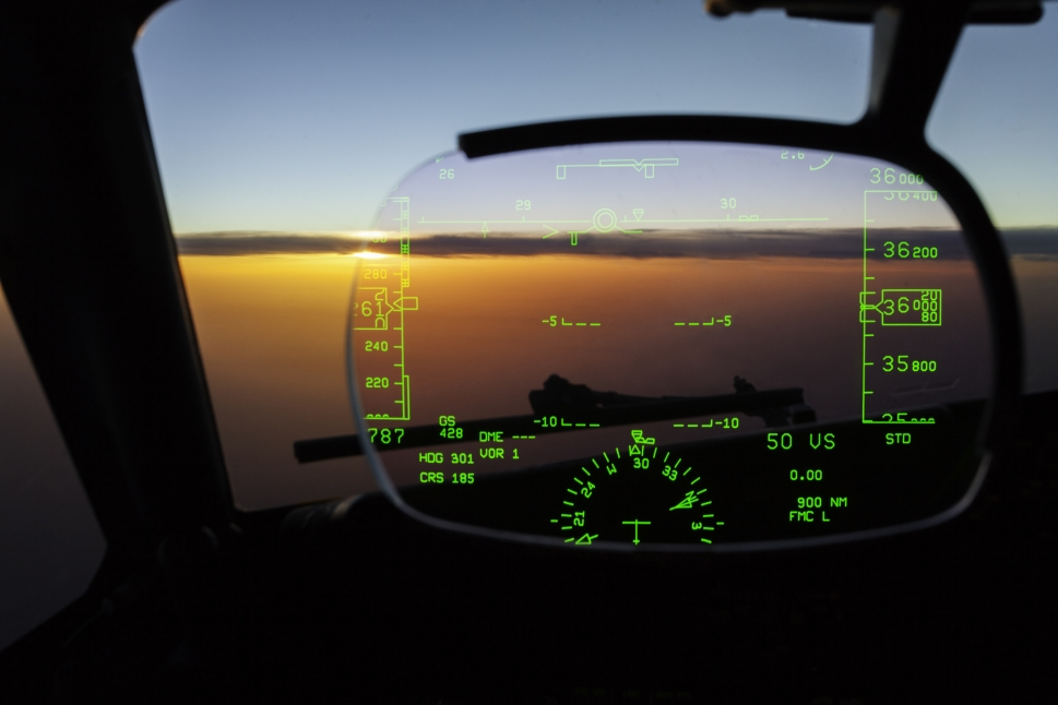 Avionics Suite - with Enhanced Vision System