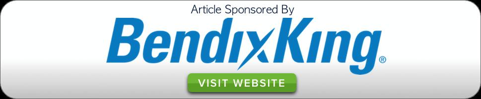 Sponsored by Bendix King banner