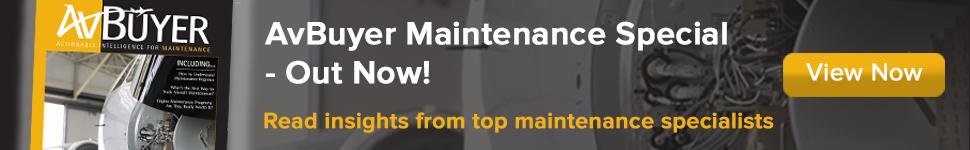 Read the AvBuyer Maintenance Special Edition