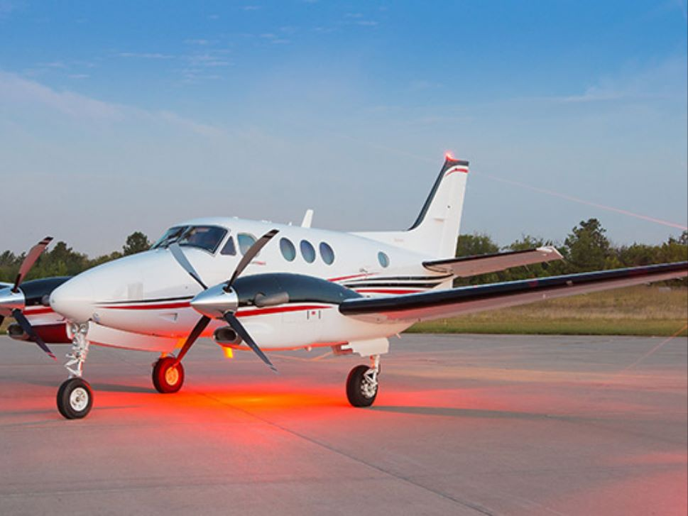 Beechcraft King Air C90SE Turboprop