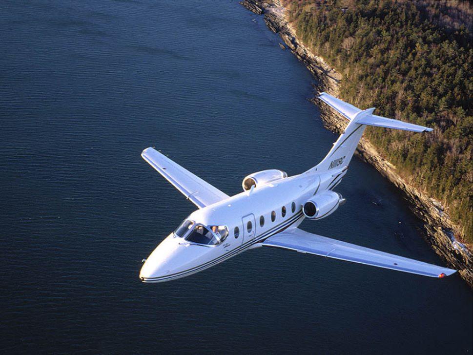 Hawker Beechjet 400A