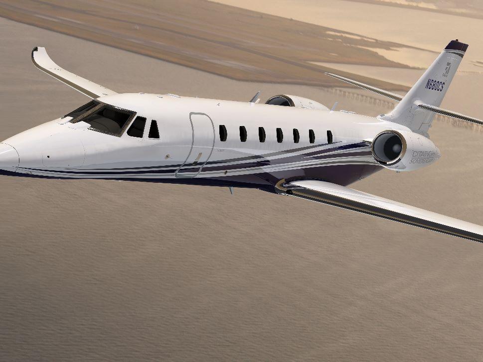 Cessna Citaiton Business Jet