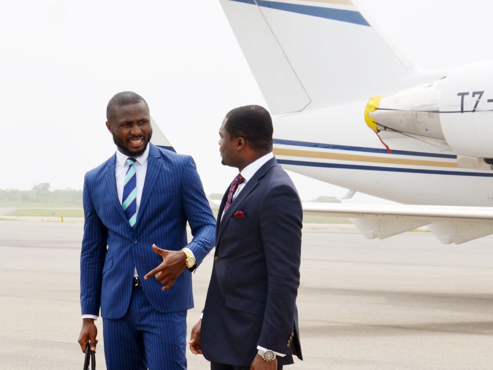 Increasing Use of Private Jets in Nigeria