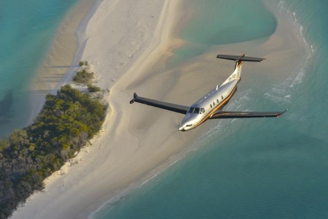 Pilatus PC-12 Turboprop