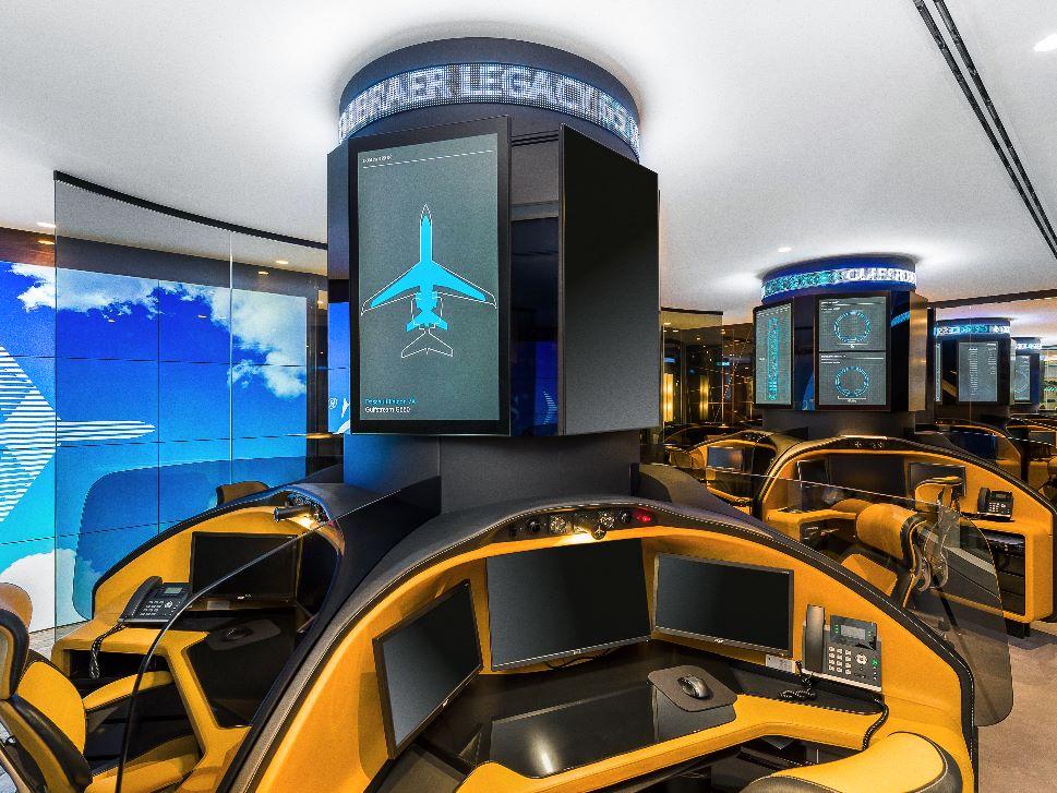 The Jet Business Showroom Suite