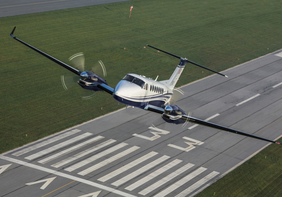 Beechcraft King Air Sales Continue to Hold Up