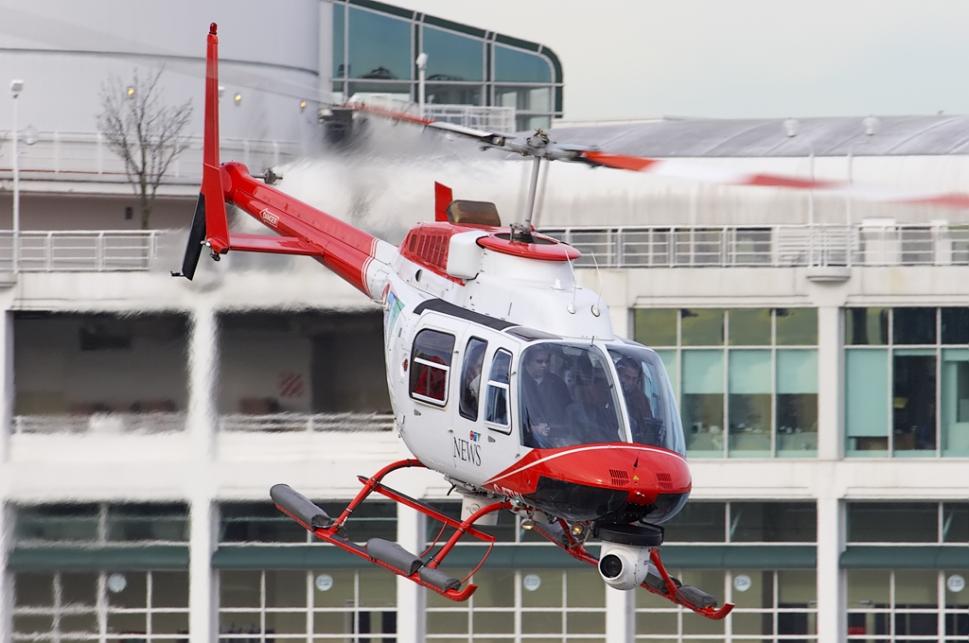 Bell 206L-4 Longranger - Photo courtesy of Marek W (Wikipedia)