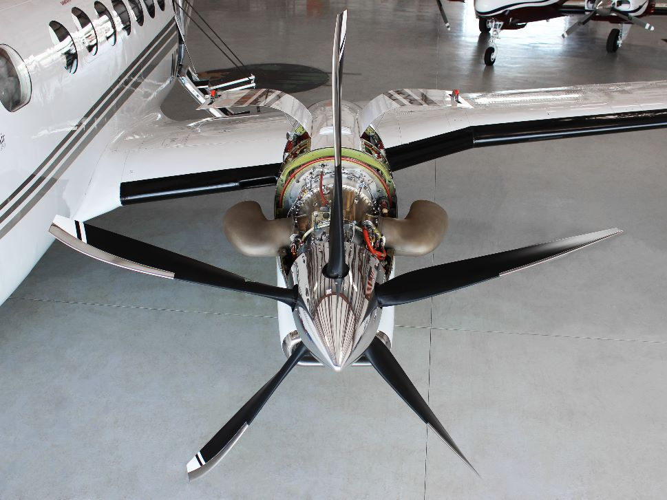 Blackhawk Modifications XP67A King Air Engine Modification