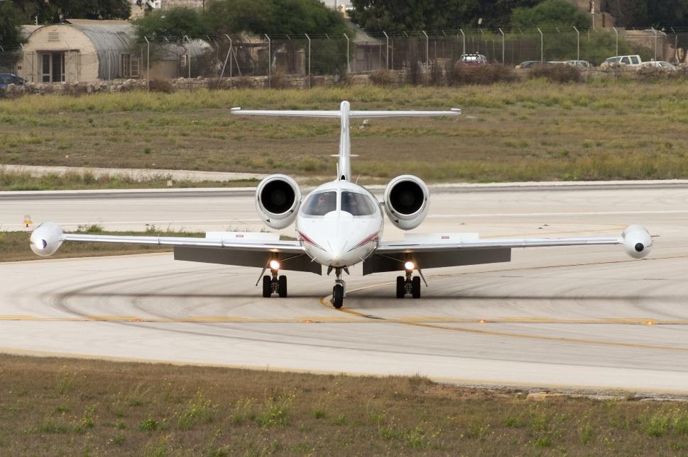 Bombardier Learjet 35A Private Jet