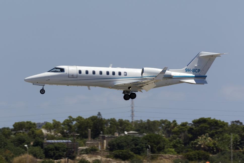 Bombardier Learjet 45 Private Jet