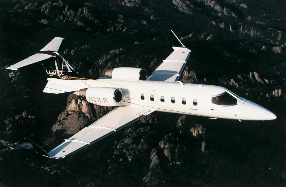 Bombardier Learjet 31A Private Jet