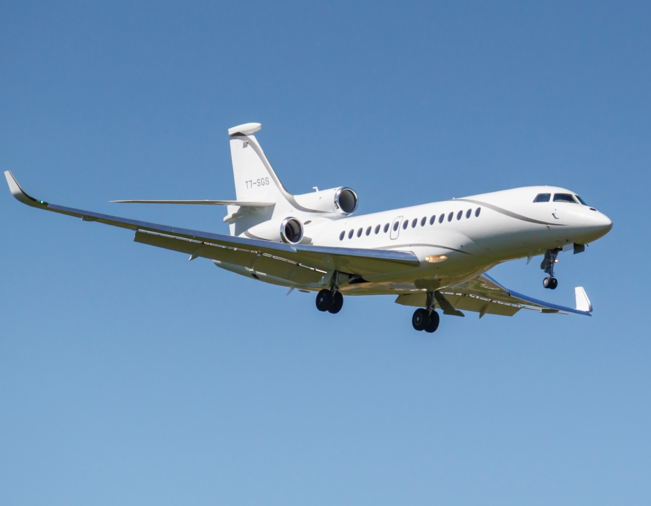 The Latest Private Jet Market Opinion