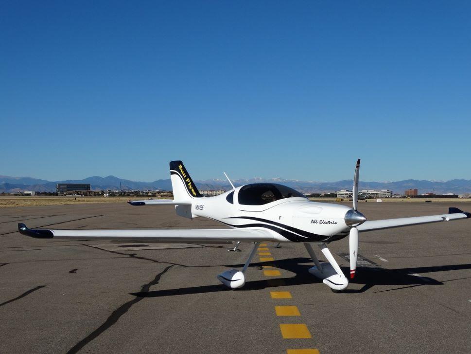 Bye Aerospace Sun Flyer Trainer