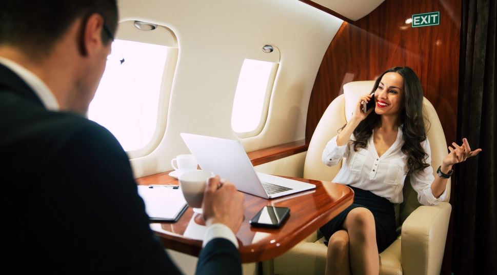 Cabin connectivity - how to get it right in your personal jet