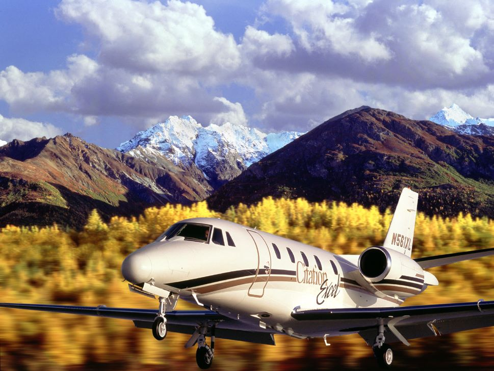 Cessna Citation Excel Private Jet