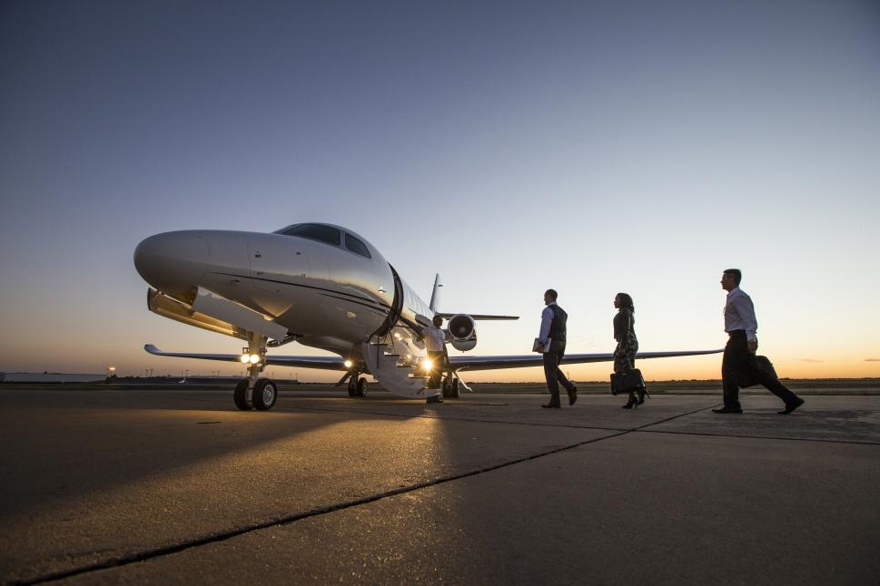 Cessna Citation Latitude Jet