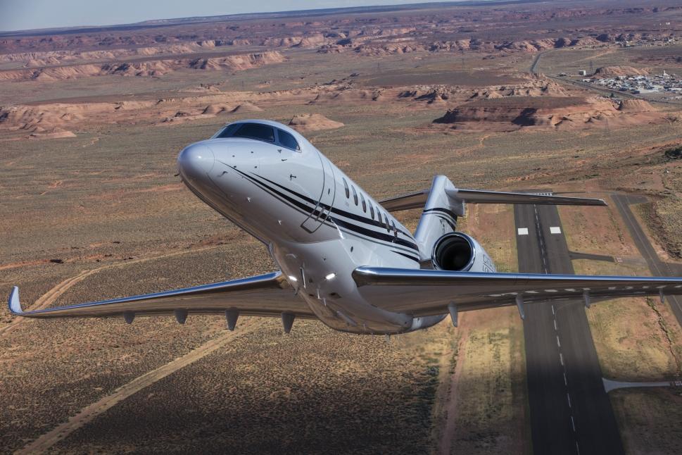 Cessna Citation Latitude Soars into the Skies