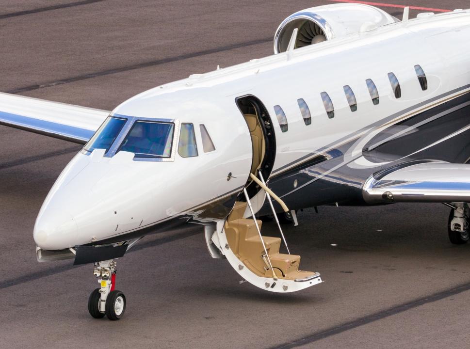 Cessna Citation Private Jet