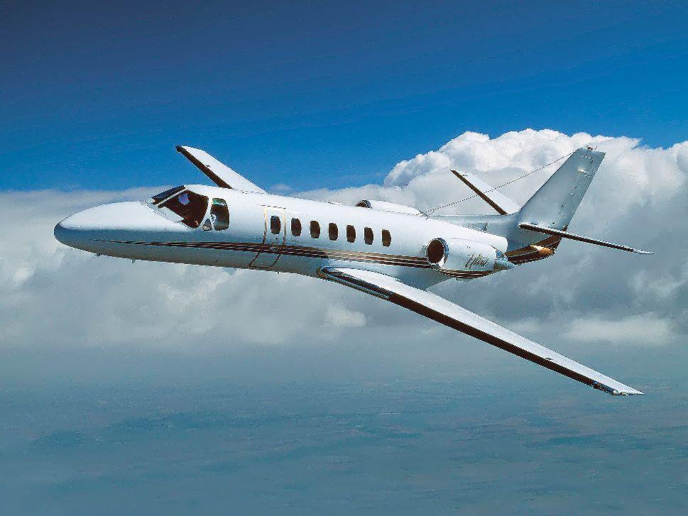 Cessna Citation Ultra Private Jet