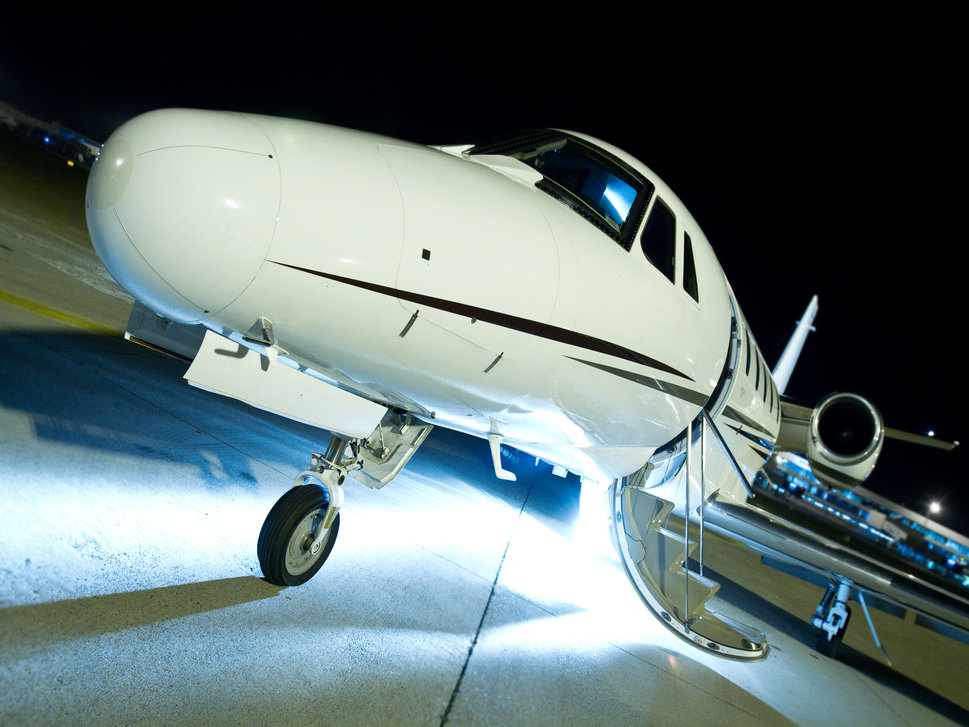 Chartering your jet - the associated costs