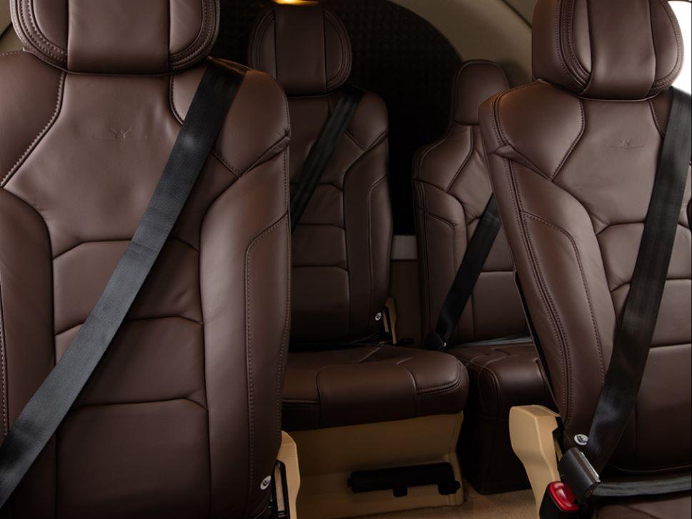 Cirrus SF50 VisionJet Interior Photo
