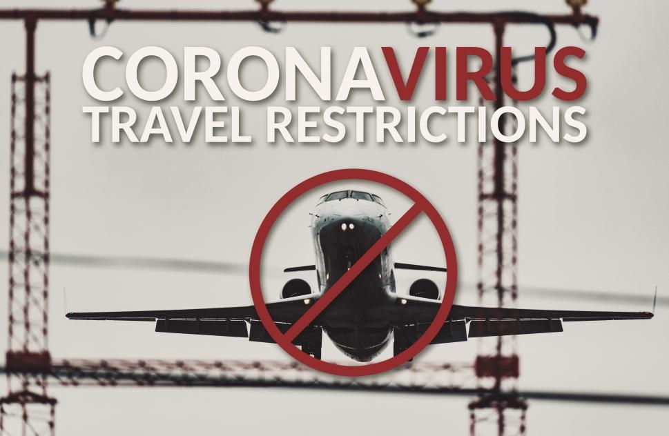 Coronavirus Travel Restrictions for Business Aviation