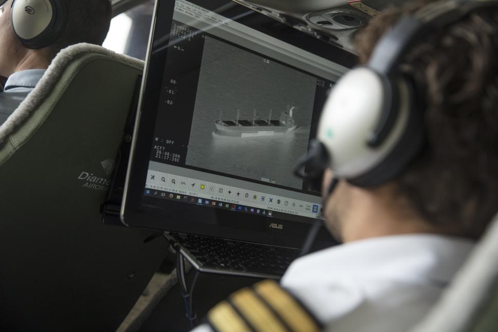 DEA Aerial Surveillance
