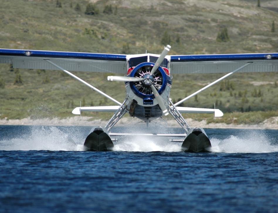 DHC-2 Beaver Floatplane