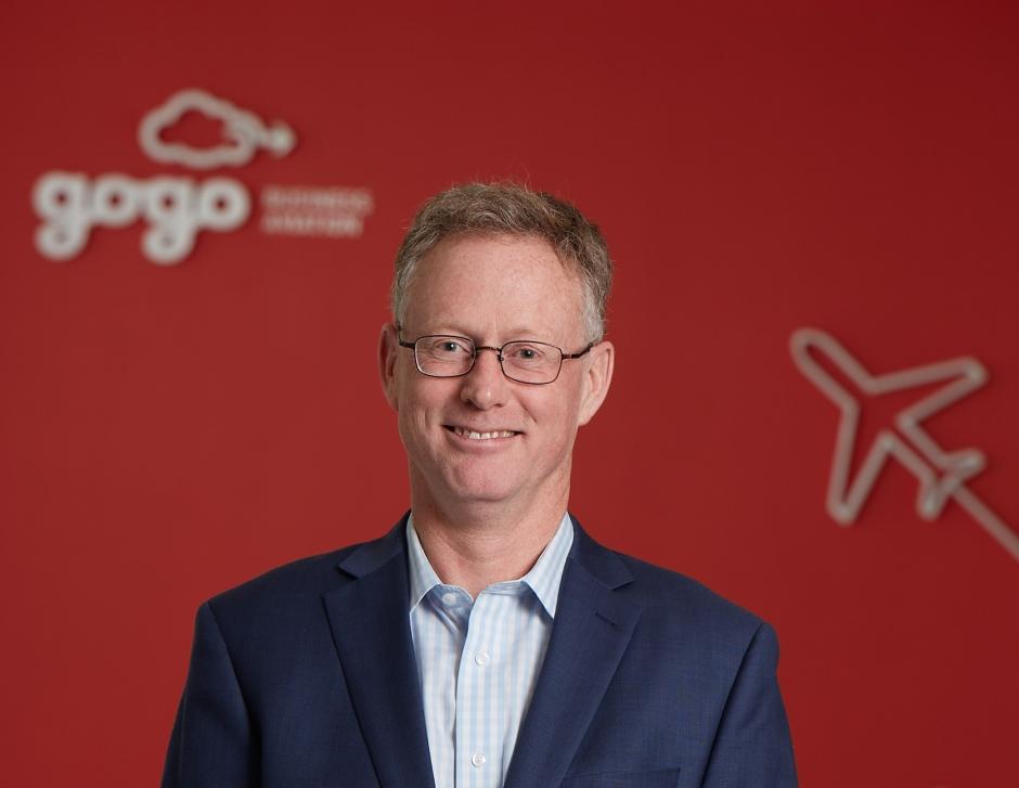 Doug Young, Gogo Business Aviation