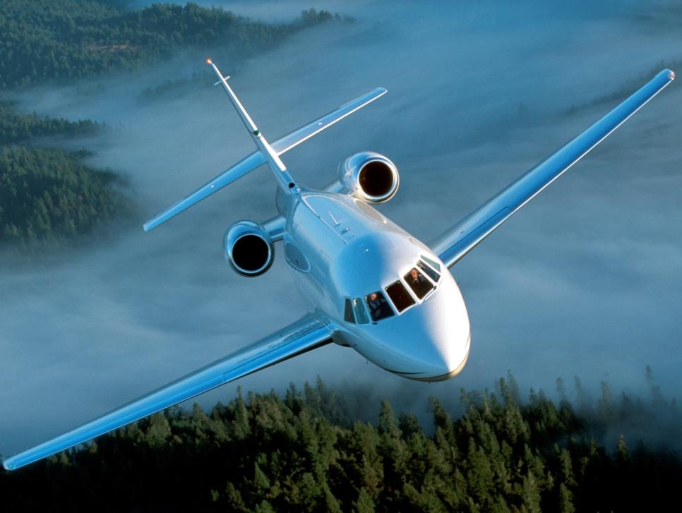 Dassault Falcon 2000EX EASy