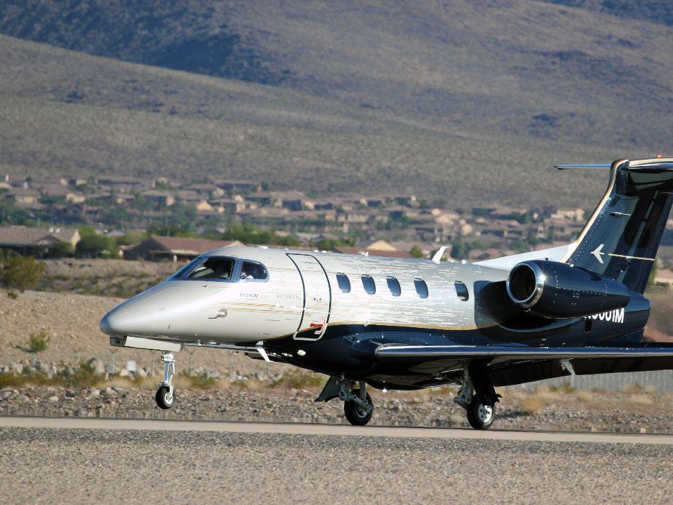 Embraer Phenom 300E Private Jet