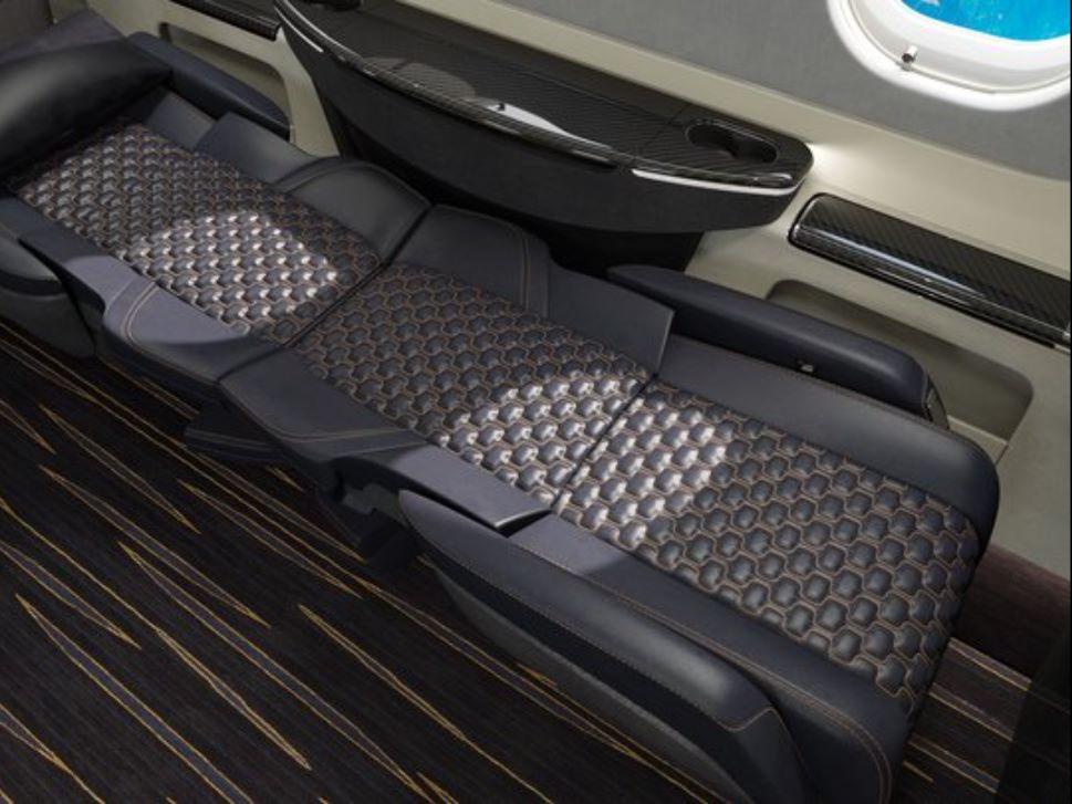 Embraer Praetor 600 Bed