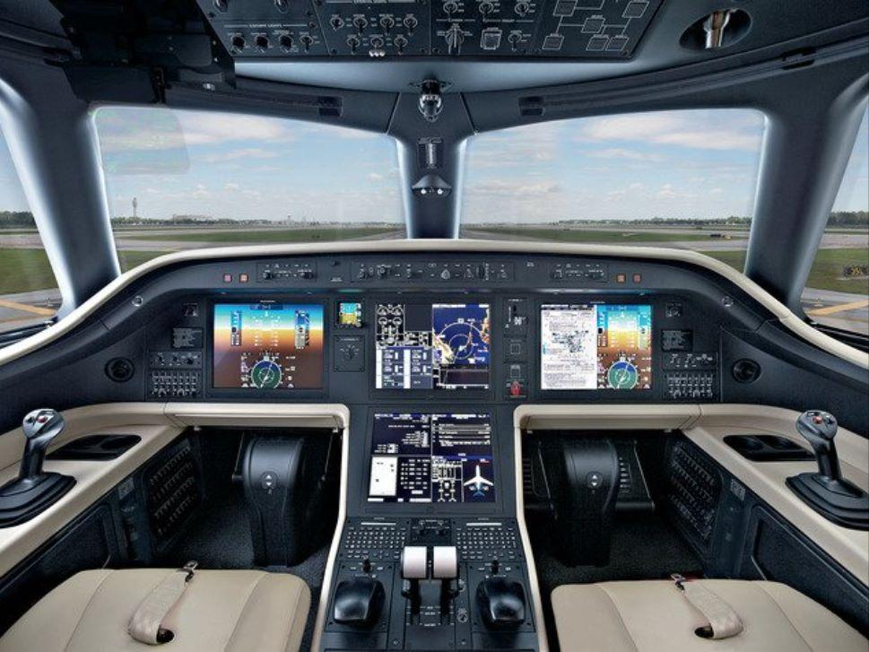 Embraer Praetor 500 and 600 Cockpit