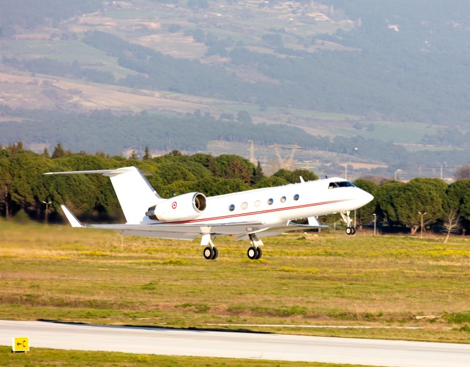 European Business Aviation Flight Activity