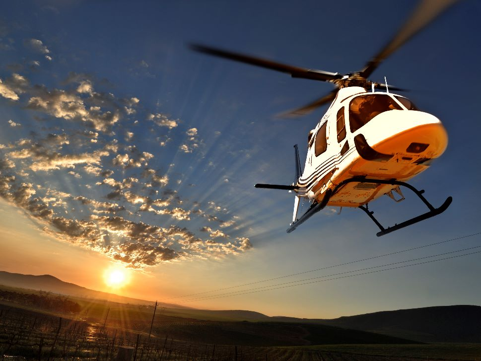 Find the perfect helicopter to own