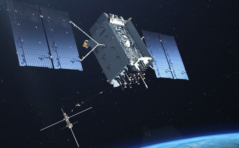 One of 10 GPS III Satellites